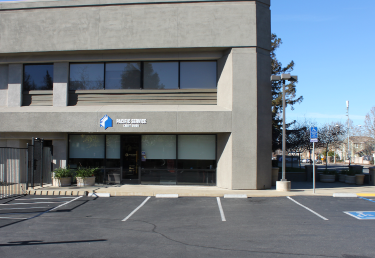 pacific service concord branch/corporate office building