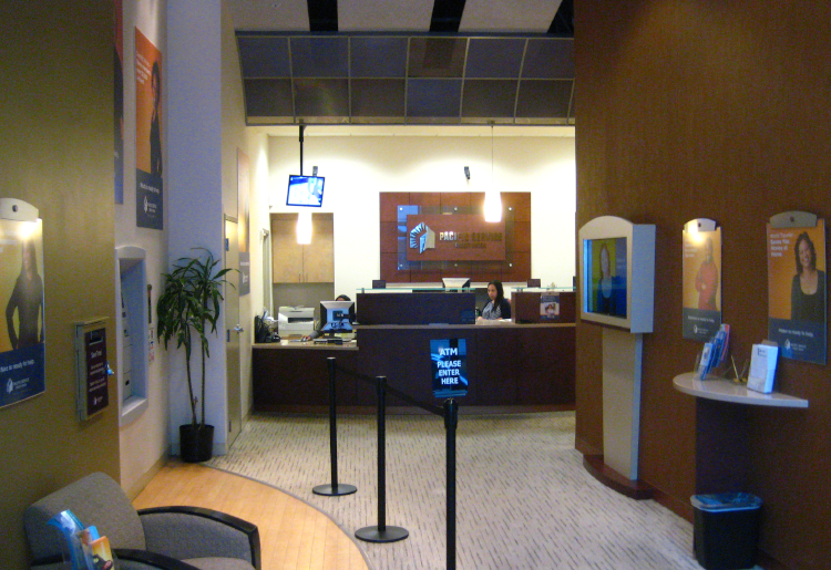 pacific service cu san francisco branch inside