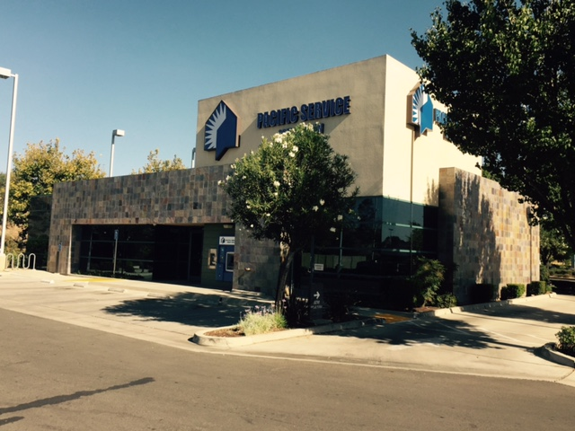 pacific service cu fresno branch store front