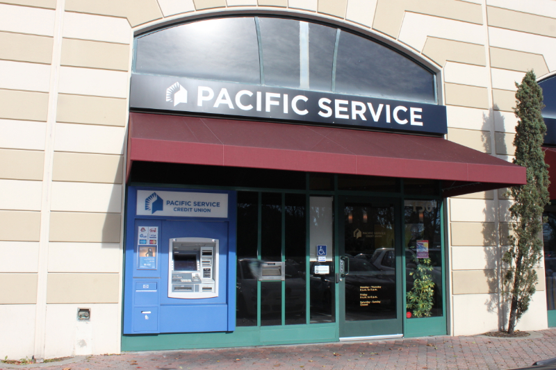 pacific service cu san ramon branch store front